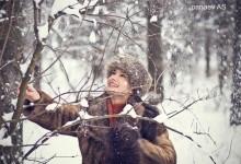 зимой в лесу / **************