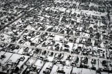 Зимняя графика моей улицы. / .......