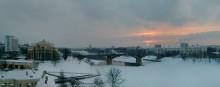 Зима / С Успенской горы 19.12.10