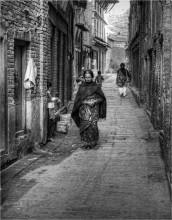 старые улочки / непал. вот такая фота без изысков.