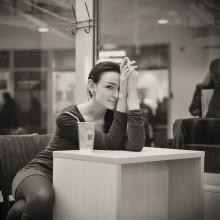 посиделки за кофе / Ирочка - очень душевный и невероятно добрый человек