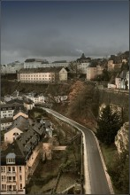 Люксембург... / Прогулки по Люксембургу....