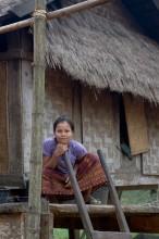 Christian Dior / Лаос.