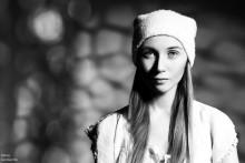 портрет / Модель: Настя Рудковская