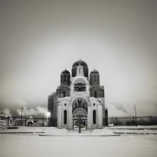 Церковь на улице П. Глебки / Церковь — скорее лечебница для грешников, чем музей святых. © Эбигайл Ван Берен