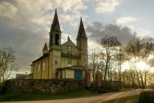 Клющаны / в паре километров от Литвы