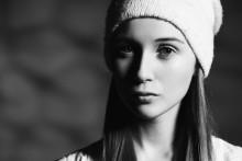портрет / Модель: Настя Рудковская Кому интересно в цвете: http://img12.imageshack.us/img12/1213/img2843z.jpg
