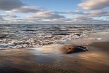 Про камушек / Балтийское море