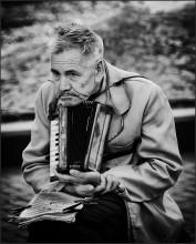 Печальный гармонист / интересные ноты