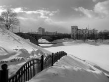 В марте на Двине / В Витебске 5.03.2011