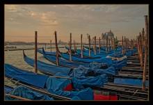 Гондолы / Венеция