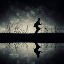 отражение / ..................