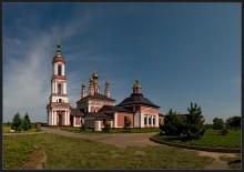 Михаила Архангела и Флора и Лавра / Суздаль Июнь 2010