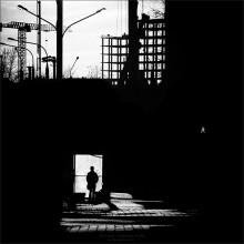 [ Urbanization Silhouettes ] / ...бродило тело по улицам столицы однаждЫ
