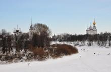 Вологодский мотив / Исторический центр Вологды