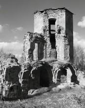 Гольшаны / Руины замка