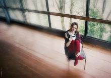 Yulia's morning / Апрель, 2011