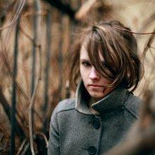 Портрет в сером пальто / Питер, 2011