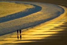 Гулять По Золоту / Испания, Атлантическое побережье