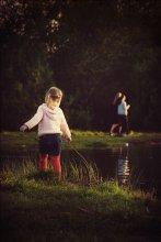 Все мы - родом из детства / У детей нет ни прошлого, ни будущего, зато, в отличие от нас, взрослых, они умееют пользоваться настоящим. © Жан де Лабрюйер