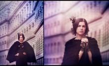 Черный ворон / http://soul-portrait.com/  модель: Богдана