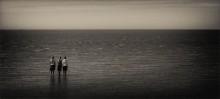 """""""Три девицы""""(с) / Германия.Северное море."""