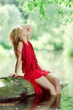 Очарование лета / Модель Кристина. Больше фотография из этого сета здесь http://www.yuribrut.com/blog/stremitelnyiy-iyun