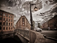 Демидов мост / .....
