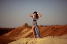 / photo: Boris Bushmin model: Kseniya Pyatikova