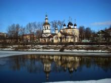 Проталина / Подворье вологодского Спасо-Прилуцкого монастыря
