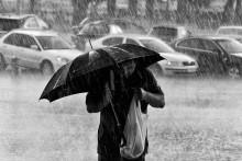 Дождь в городе - 1 / Дождь в городе...
