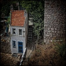 Домик у старой крепости / Мармарис. Турция