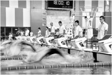 Swim / Чемпионат Республики Беларусь по плаванию