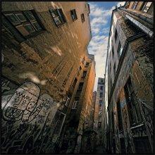 Urban Canyon / Питерские дворы