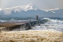 Зимний этюд / Горы. Море. Люди