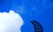 Stairway to heaven... / Stairway to heaven...