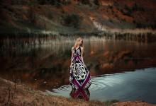 / photo: Boris Bushmin model: Dariya Agamirova
