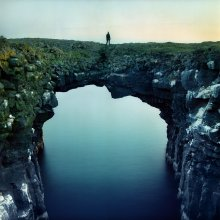 мост между континентами / прогулка по сказке