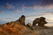 Существа, которые живут на Марсе / Промышленный песчаный карьер известной всем планеты