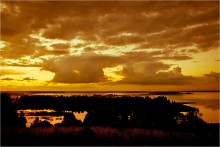 e v e n i n g _ c o l o r s / вечерние краски над Браславскими озерами