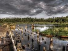 последний причал / ладожское озеро