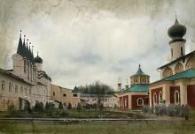 Успенский собор Тихвинской Богоматери / http://www.youtube.com/watch?v=G7z4pi2FIZI&feature=related
