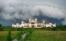 Графские развалины / Дворец Пусловских. Коссово 2011