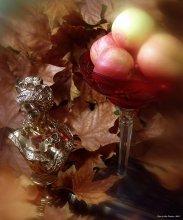 Осенний натюрморт. / Осень...