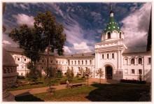 / Солнечным деньком. Кострома. Свято-Троицкий Ипатьевский монастырь.