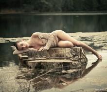 mermaid story / model Chernika