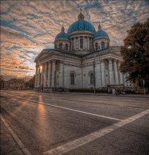 / Санкт-Петербург, Троицкий собор