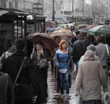 В нашем городе дождь ... / ПИТЕР