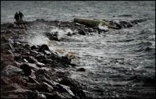 Западный ветер / Финский залив