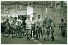 """велобригада / """"Они пришли и завладели городом ровно на один день..."""" Дети. Израиль. Ашдод. Судный день"""